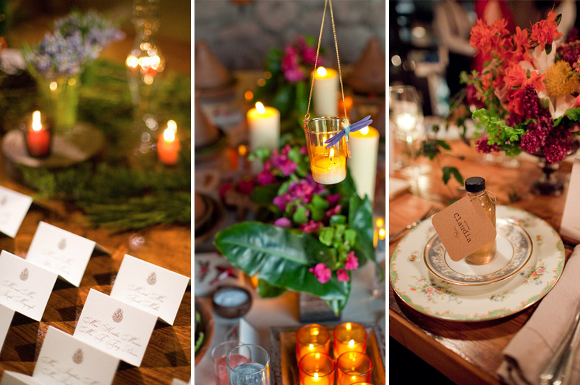 A precisely assembled seating plan, a perfect perch or a memorable gift all command discerning attention to the little things. Photos: Mel Barlow