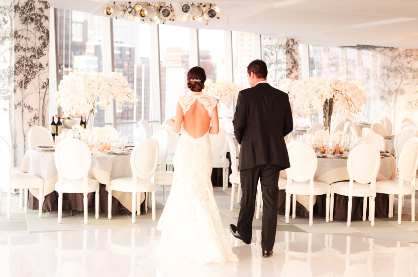 It's this easy: we'll hold your hand from picking your venue to your last dance, and everything in-between. Photo: Donna Newman